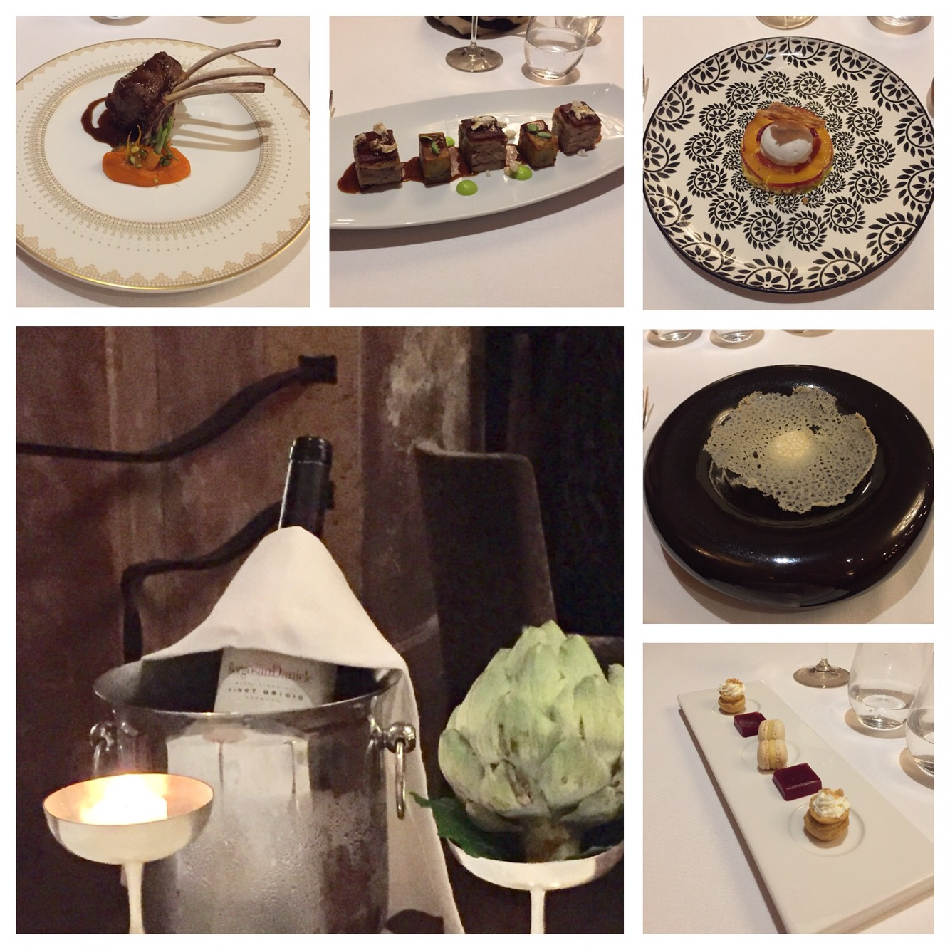12 Dine At A Michelin Star Restaurant 50 Things In My 50th Year